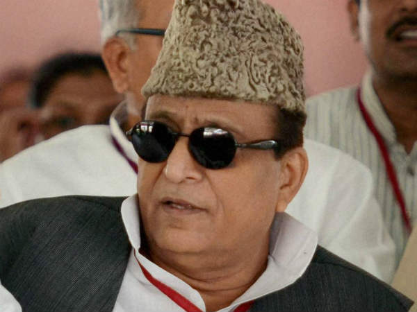 Azam Khan Allegedly Slaps An Engineer For Not Working Properly