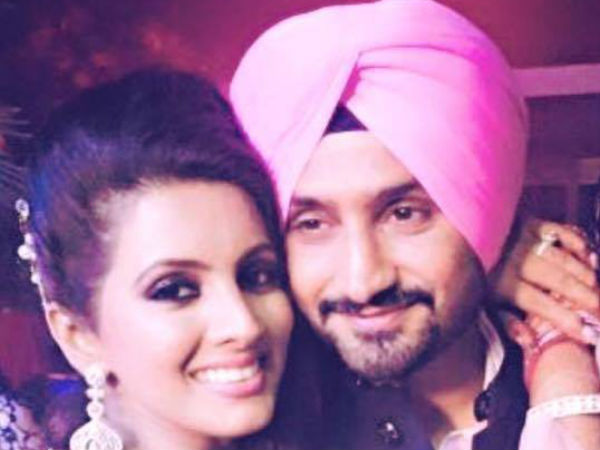 Harbhajan Singh Geeta Basra Blessed With Baby Girl