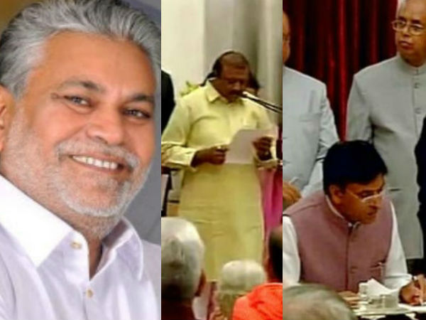 Know More About The Three Newly Joined Gujarati Minister
