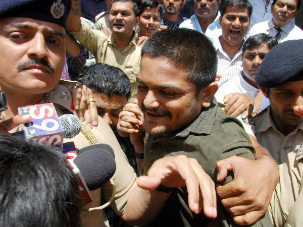 Hardik Patel Latest News Gujarati
