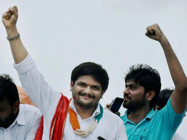 After 9 Month Hardik Patel Come Back His Hometown Viramgam