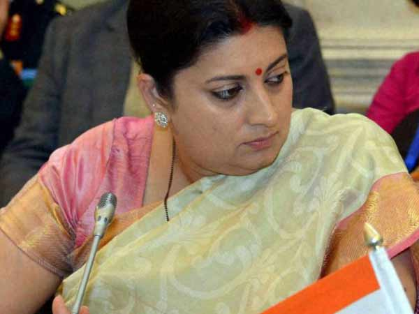 Jd U Leader Ali Anwar Makes Controversial Remark On Smriti Irani