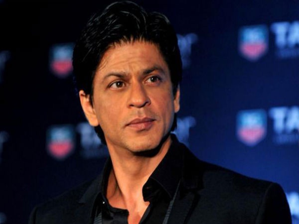 Shahrukh Khan Gets Notice From It Department
