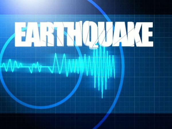 Earthquake Myanmar East India