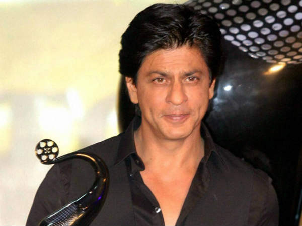 Shahrukh Khan Was Detained At Los Angeles Airport Again