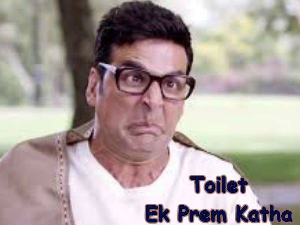 Akshay Kumar S Toilet Ek Prem Katha Goes On Floor November