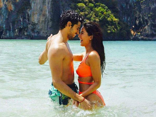 Katrina Kaif Sizzles A Bikini From Baar Baar Dekho
