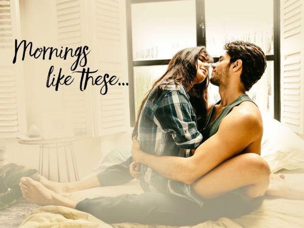Baar Baar Dekho Katrina Kaif Sidharth Malhotra Looks Romantic