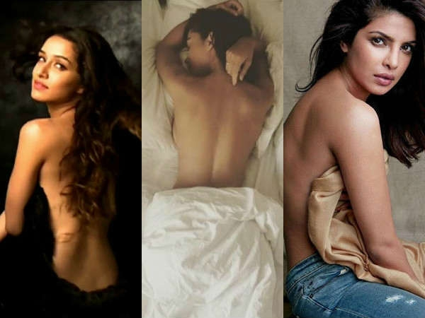 When Bollywood Actresses Flaunted Their Back See Pics