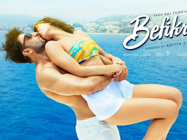 Another Liplock Befikre Latest Poster