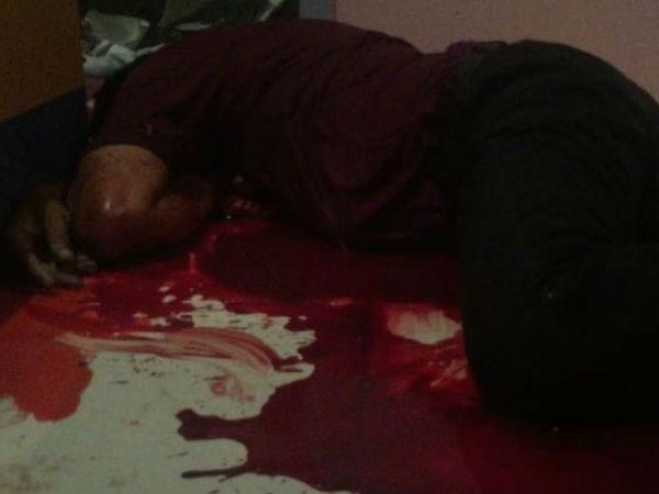 Jay Hind Samachar Journalist Murder Brutality Junagadh