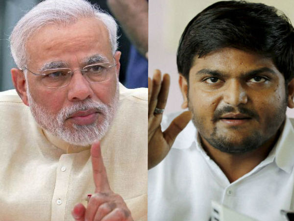 Hardik Patel Wrote Open Letter Pm Accused Him 2002 Gujarat Riot