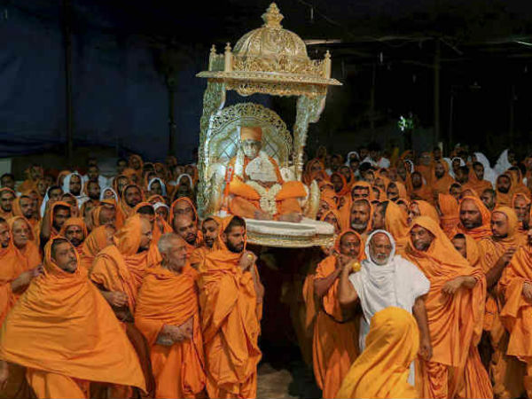 Pramukh Swami Last Wish Is Completed Like This Read More He