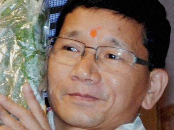 Breaking Former Arunachal Cm Kalikho Pul Found Dead