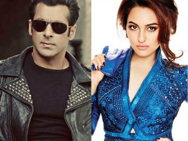 Sonakshi Sinha On Falling With Salman Khan