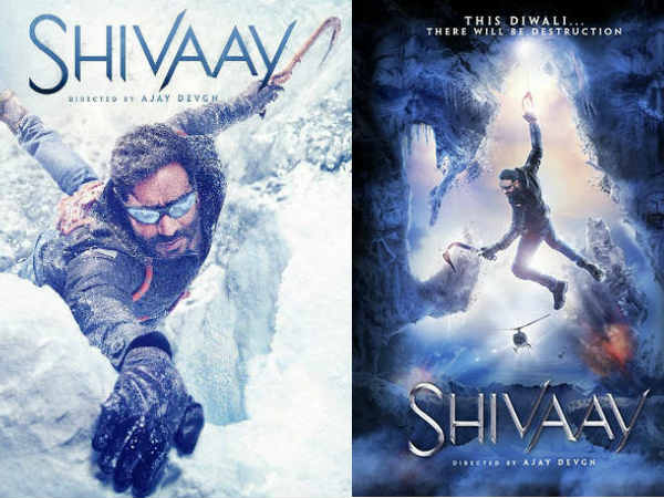 Ajay Devgn Shivaay To Make Record With Its Tralier