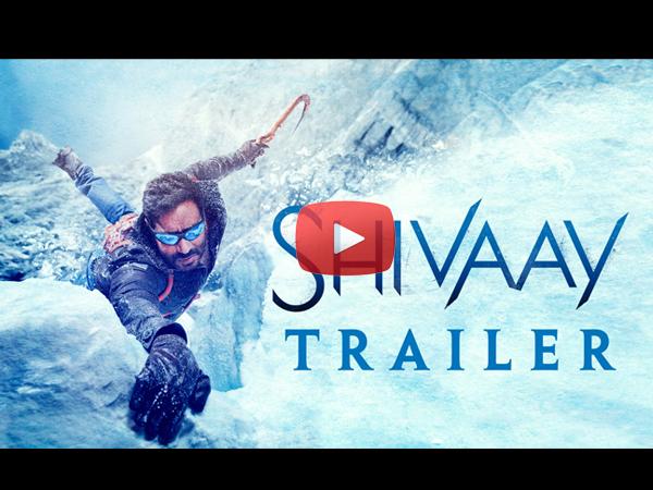 Ajay Devgn Shivaay Official Trailer