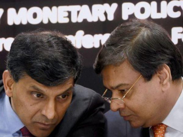 Urjit Patel Replace Raghuram Rajan As New Rbi Governor
