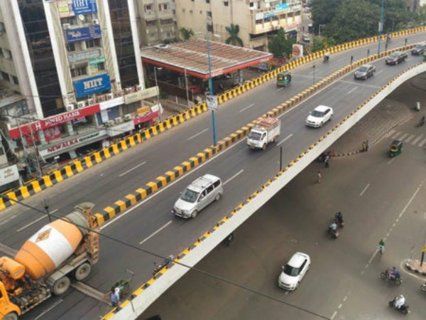 Vadodara Flyover Named After Pramukh Swami