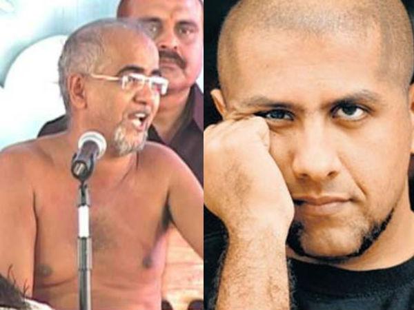 Vishal Dadlani Dont Know Anything About Jainism Says Jain Muni