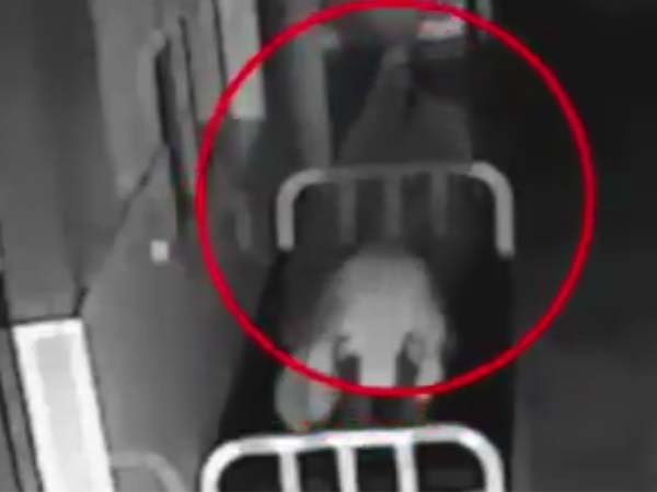 Spirit Rising From Dead Body Chinese Hospital Watch Scary Video