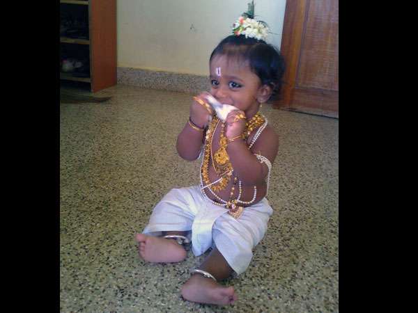 How Dress Up Your Kids This Janmashtami Easy Tips