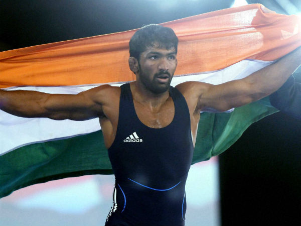 Rio Olympics 2016 Wrestler Yogeshwar Dutt Match Live