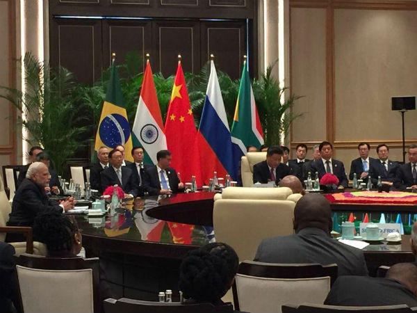 Brics Leaders Meet On The Sidelines The G20 Summit