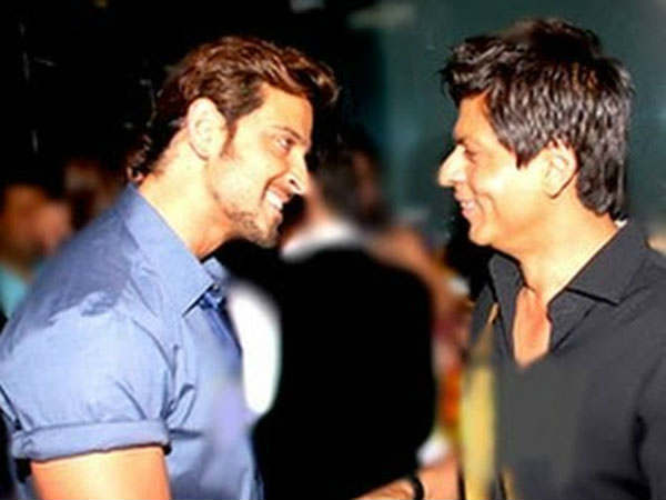 Hrithik Roshan Finally Opens Up On Clashing With Shahrukh Khan