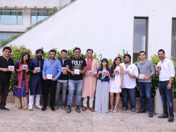 Gujarati Film Shubh Aarambh Music Launch