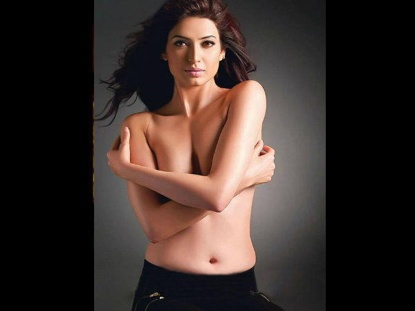 I Have No Inhibitions About Doing Intimate Scenes Said Karishma Tanna