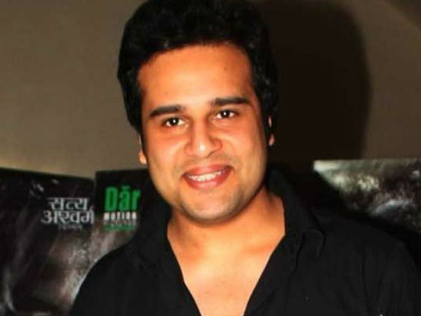 Tannishtha Should Ve Watched Show Before Coming Says Krushna Abhishek