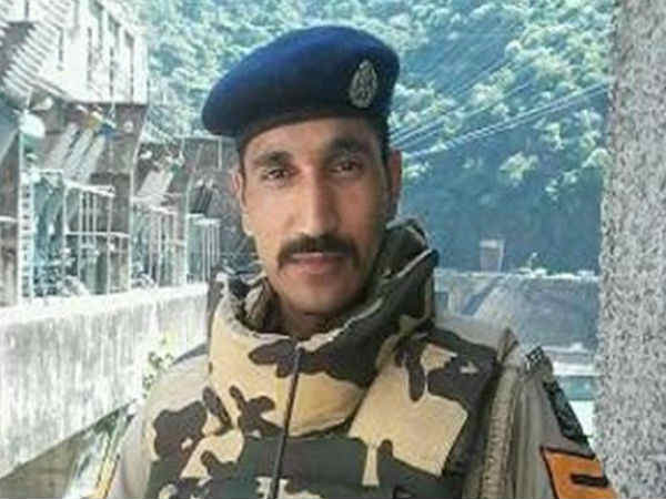 Constable Manoj Thakur thanks people patriotic video uri terror attack