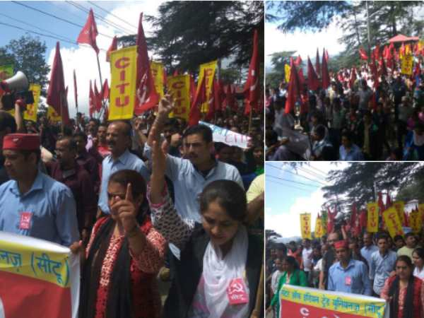 Reason Behind Bharat Bandh A Nationwide Strike Of Trade Unions