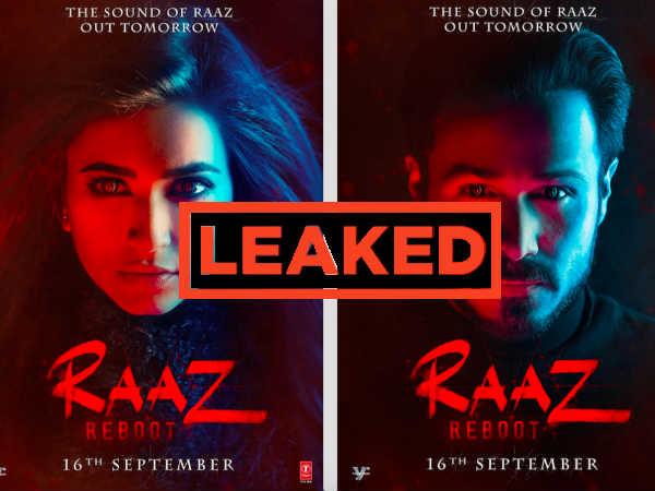 Raaz Reboot Full Download Version Leaked Online