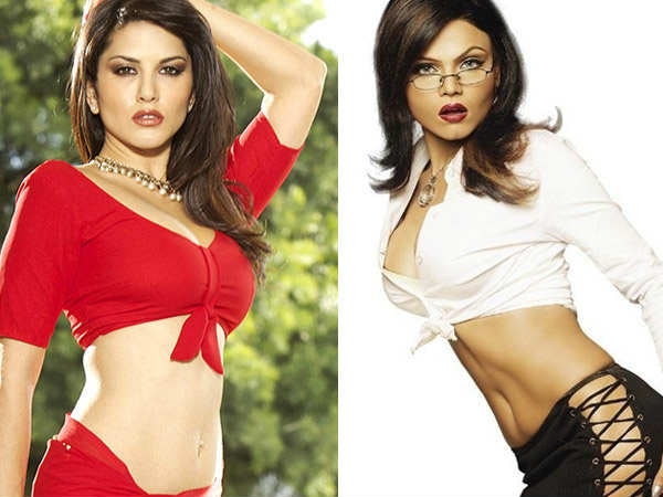 Rakhi Sawant Is Angry Again Takes Dig At Sunny Leone