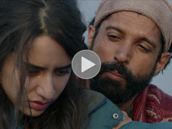 Rock On 2 Teaser Farhan Akhtar Shraddha Kapoor