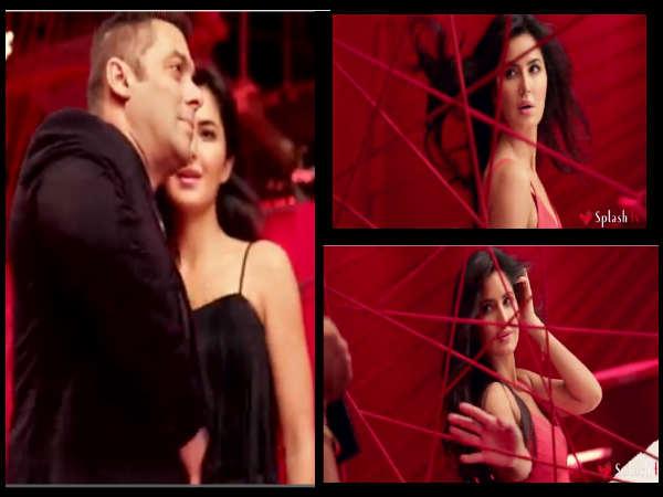 Salman Khan Katrina Kaif Shoot Together
