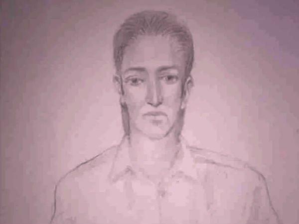 Police Issued Sketch Of Suspect Seen In Mumbai On Thursday