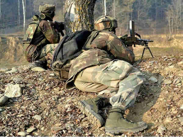 Ceasefire Violation Uri Jammu Pakistan Indian Army Responds Pak