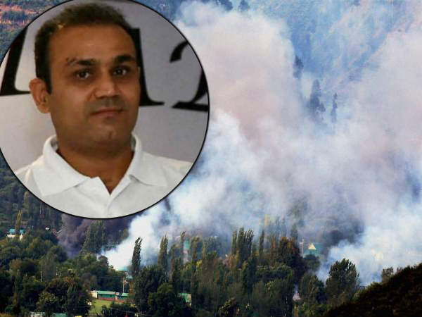 Uri Terror Attack Virender Sehwag Gets Emotional On Twitter