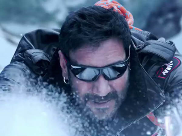 Shivaay Movie Review Live Audience Response