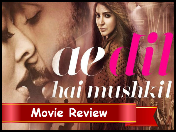 Ae Dil Hai Mushkil Movie Review Is Here Directed Karan Joha