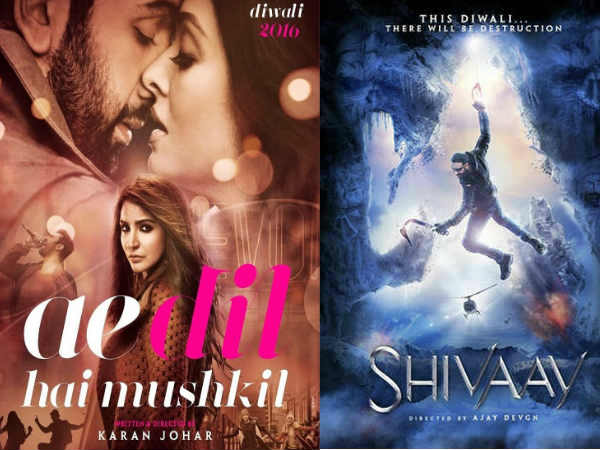 Both Adhm Shivaay Will Not Release Pakistan
