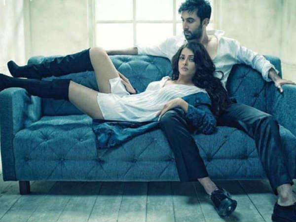 Ranbir Kapoor Aishwarya Rai Had A Hot Photoshoot