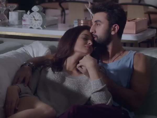 Aishwarya Rai Ranbir Kapoor S Hot Look Is Too Much Photoshop