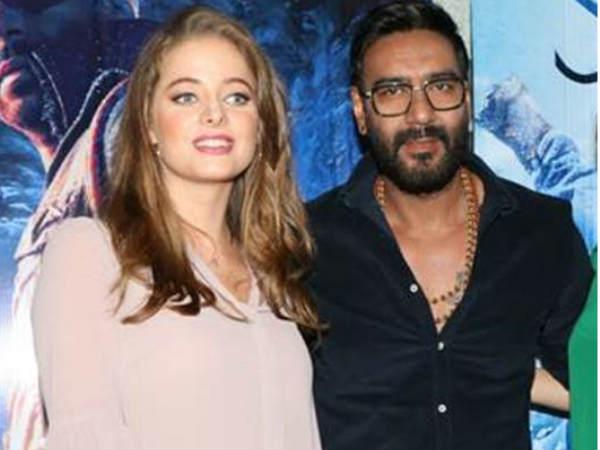 Shivaay Actress Erika Kaar Loves Salman Khan Aishwarya Rai