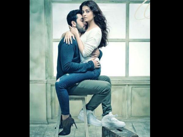 Aishwarya Rai Ranbir Kapoor S Hot Photoshoot Is Going Viral