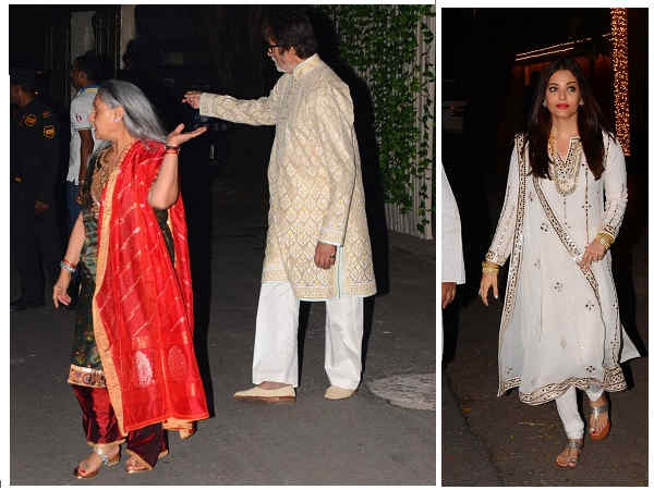 Bachchan Family S Diwali Bash Was Star Studded Affair Attend