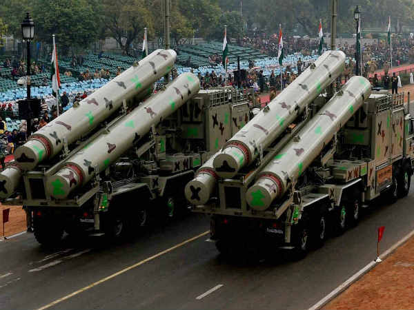 MTCR member India to develop a missile with Russia that can target the whole Pakistan